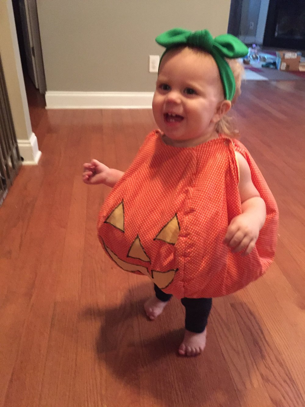 The Sweetest Pumpkin