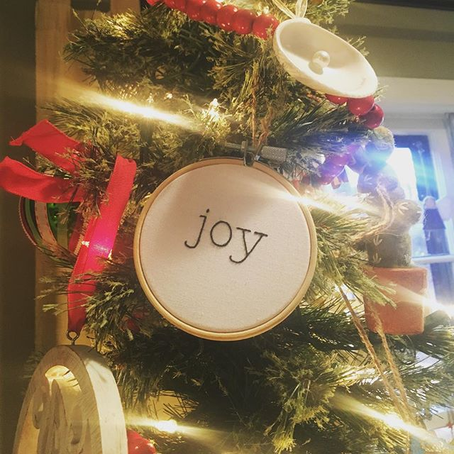 Sabbath Joy • #advent