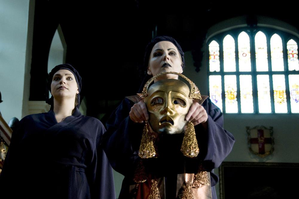 © Dido and Aeneas Temple Festival, London   © ダイドーとエネアス ロンドン、テンプルフェスティバル