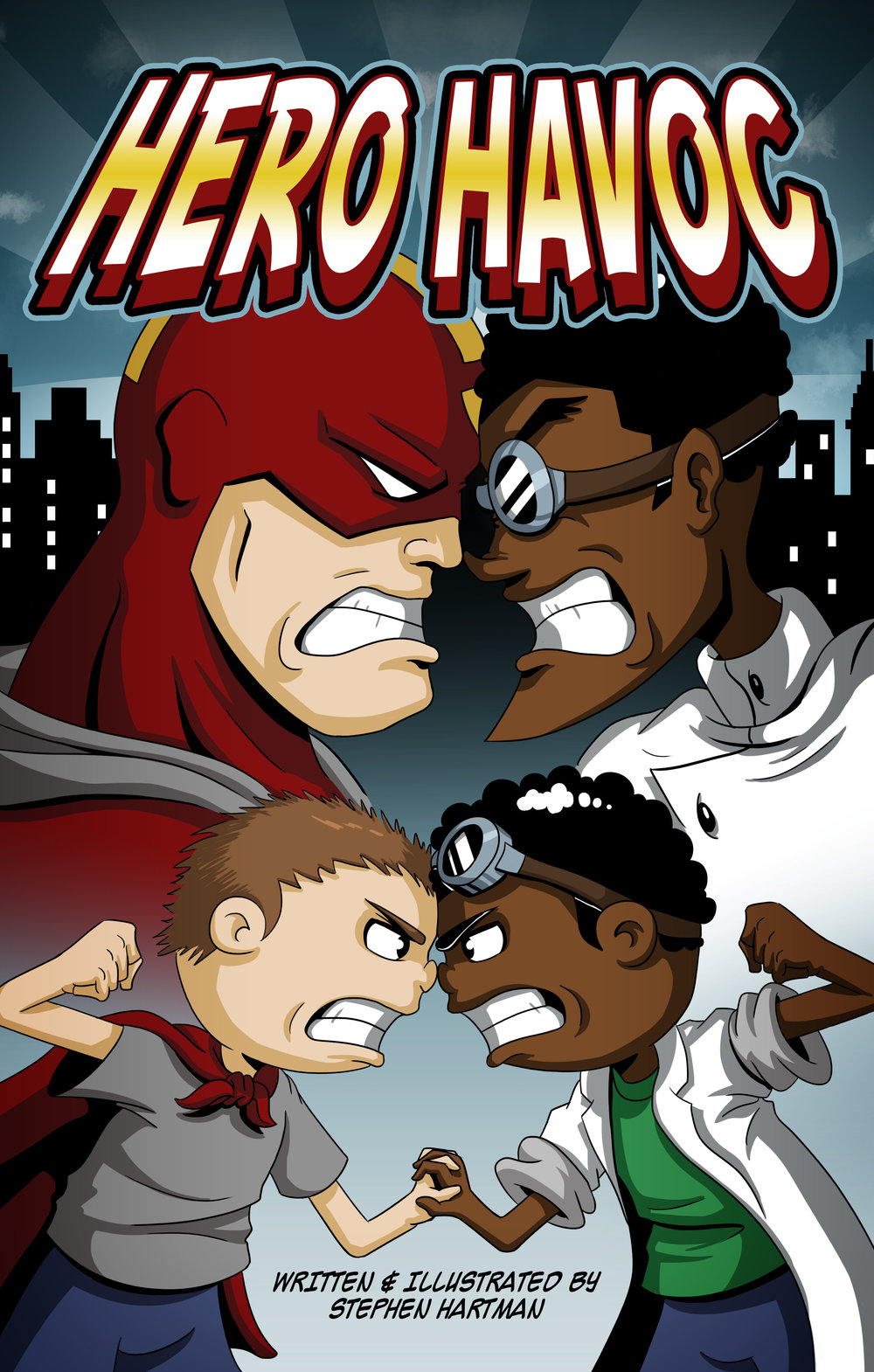 Hero Havoc cover.jpg