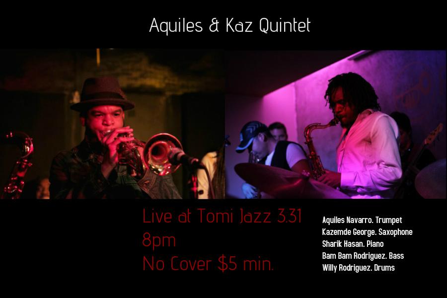 Aquiles & Kaz Quintet Tomi Official.jpg