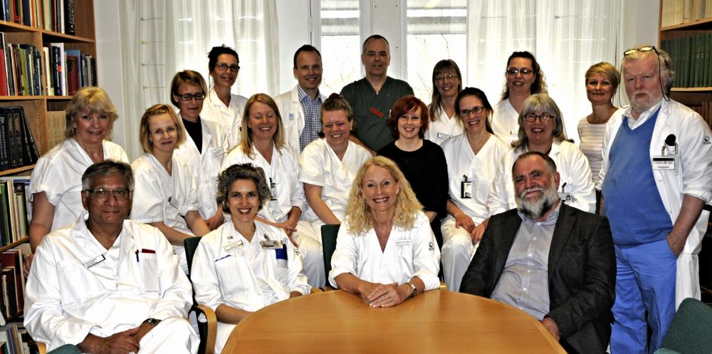 Multidisciplinär Kärlmissbildningteam på Skånes Universitets Sjukhus