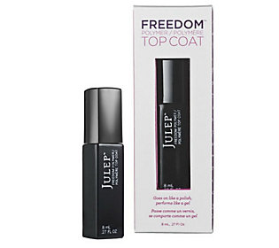 3. I use this top coat now religiously! It works well, really does look and feel like a gel top coat but applies easily like a normal topcoat. It also dries super fast and really prolongs my nail polish wear and tear.
