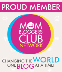 You can also check out my Mom Bloggers Club Profile by clicking on the badge!