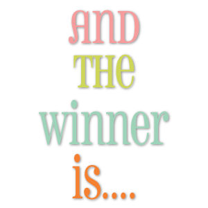 Announcing The Winner To My Ulta Gift Card Giveaway The