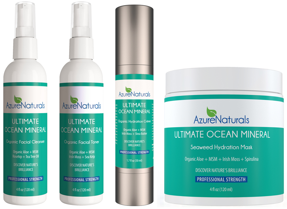 Azure Naturals Prize Pack