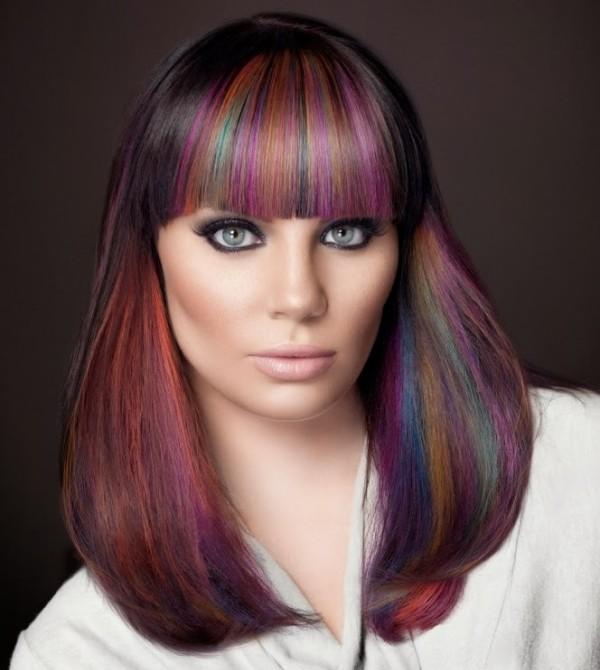 Temoary Hair Color On Natural Hair