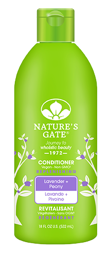 Nature S Gate Lavender And Peony Conditioner Ingredients