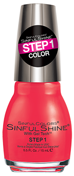 SinfulColors:  Picante  Nail Polish