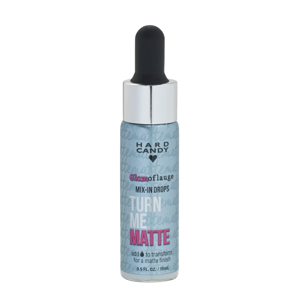 Hard Candy Turn Me Matte Mix-In Drops