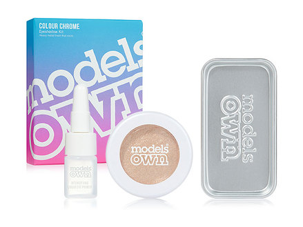 Models Own Golden Lights Eyeshadow Kit