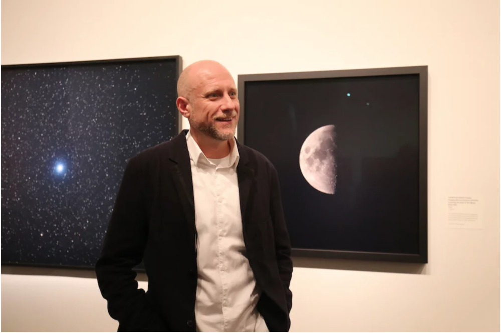 Trevor Paglen's New Exhibit Asks Tough Questions About Who Controls Our Data—and Our Lives
