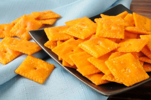 Cheese Snacks: Discussion Guide