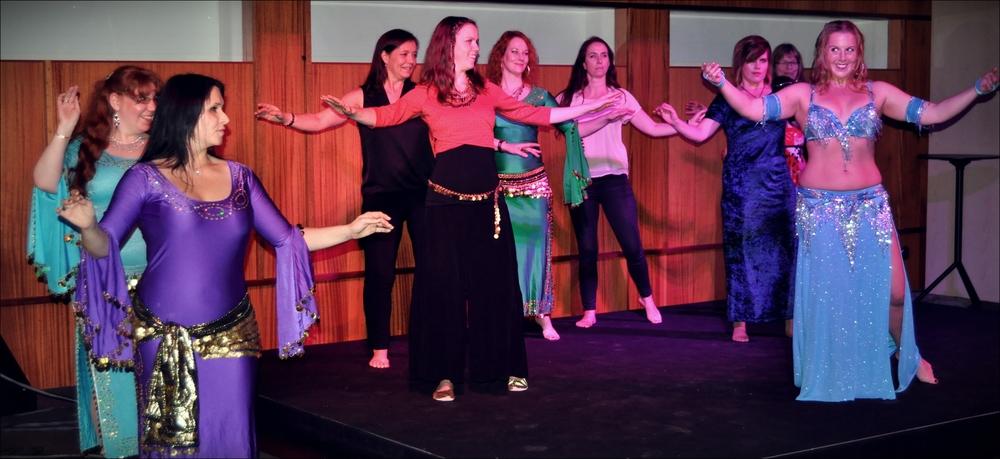 Maria Oriental - Blog2015 - Orientalisk dans, hafla (20151114)