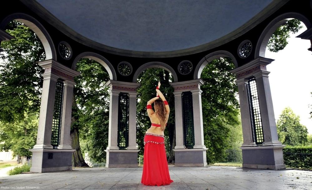 Maria Oriental - Oriental Dance. Photo: Leo Stolpe Törneman