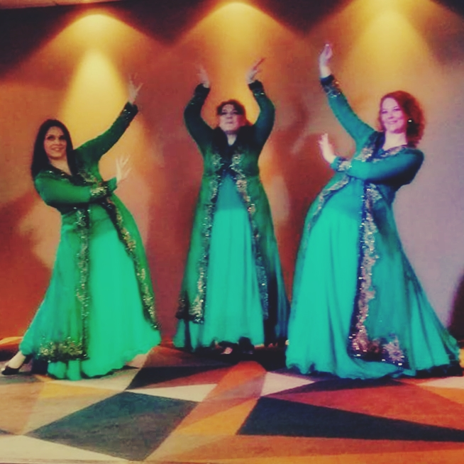 Oriental hips - Persian Classical Dance