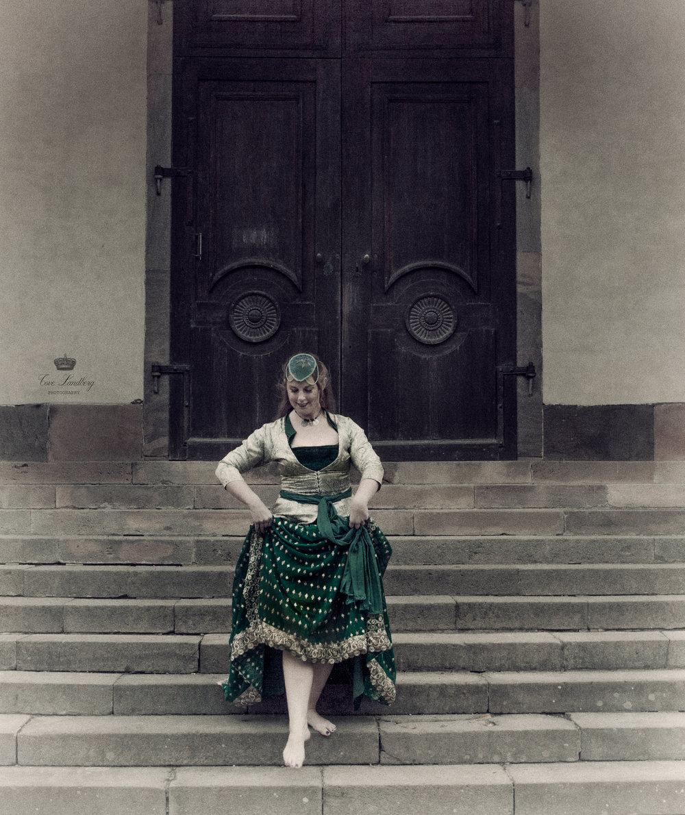 Maria Oriental - Qajar Style.  Photo: Tove Landberg.