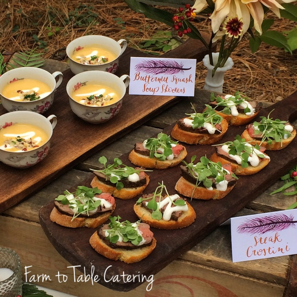 Farm to Table Catering | www.farm2tablecatering.com