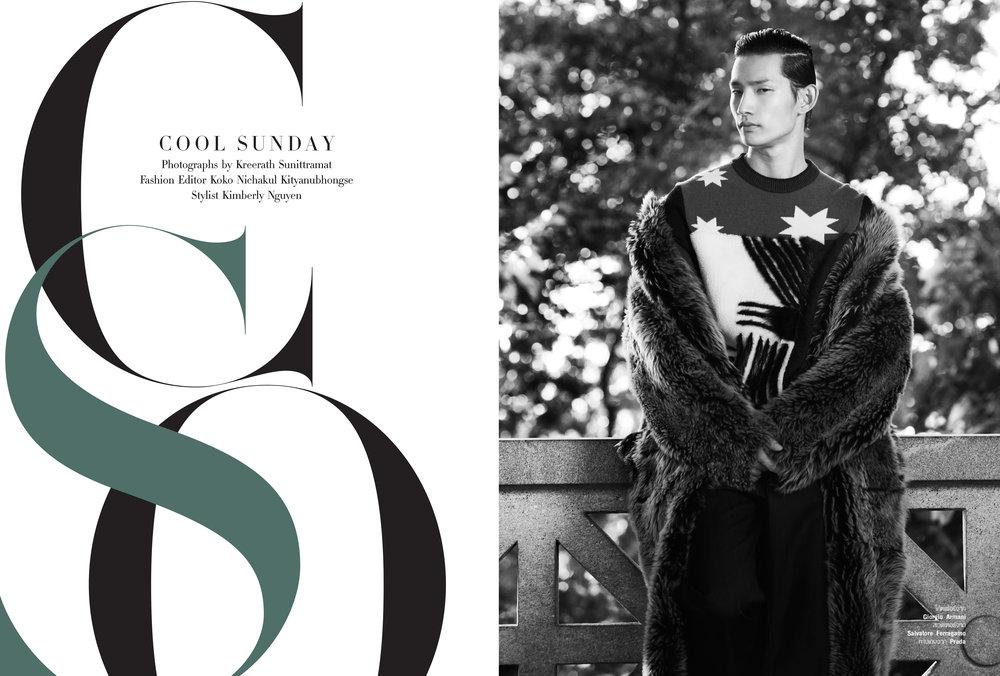 Harper Bazaar Men Thailand