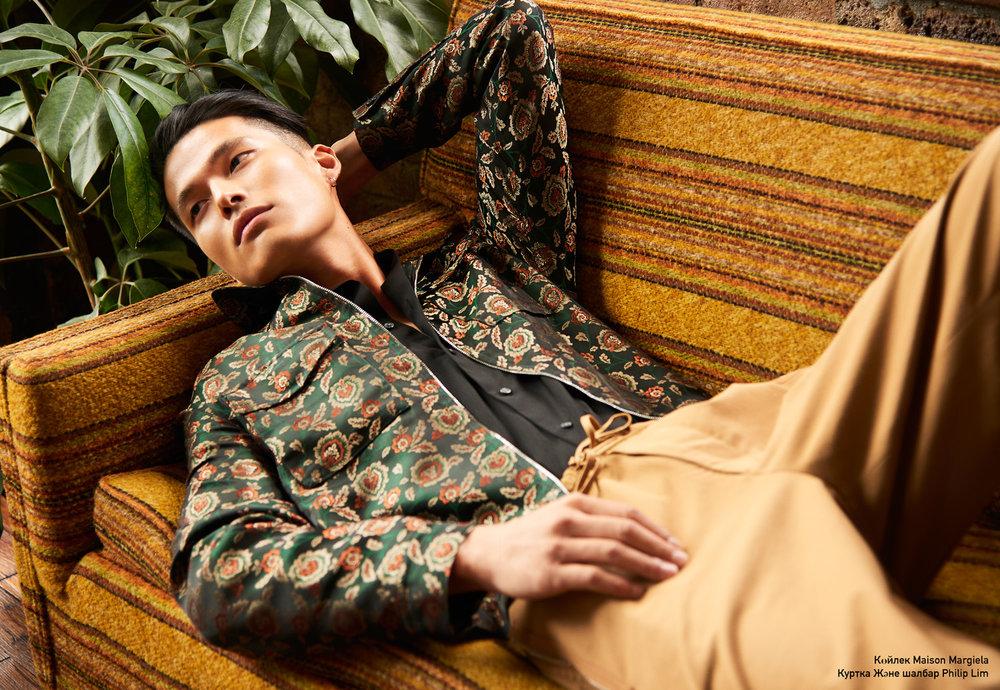 L'Officiel Hommes Kazakhstan