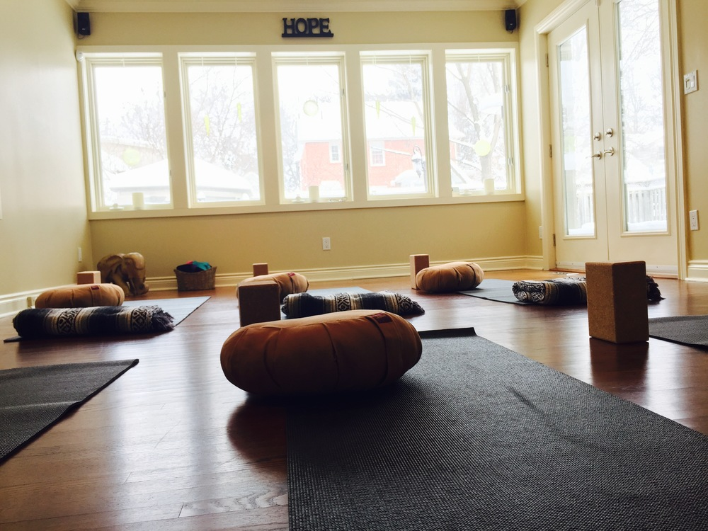 Yoga With Hope Studio (West-end)