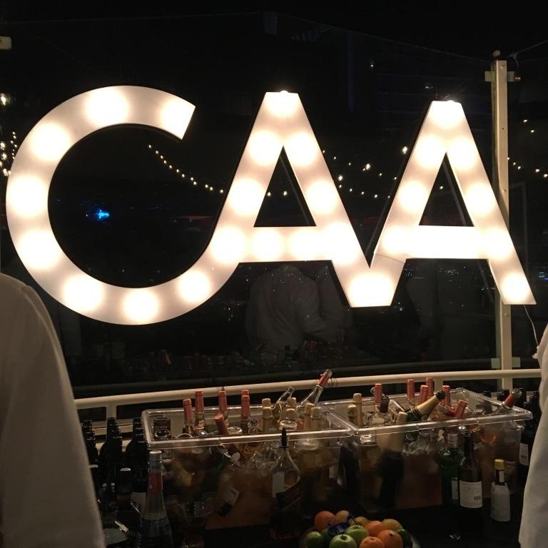 CAA Party - Pre-grammy
