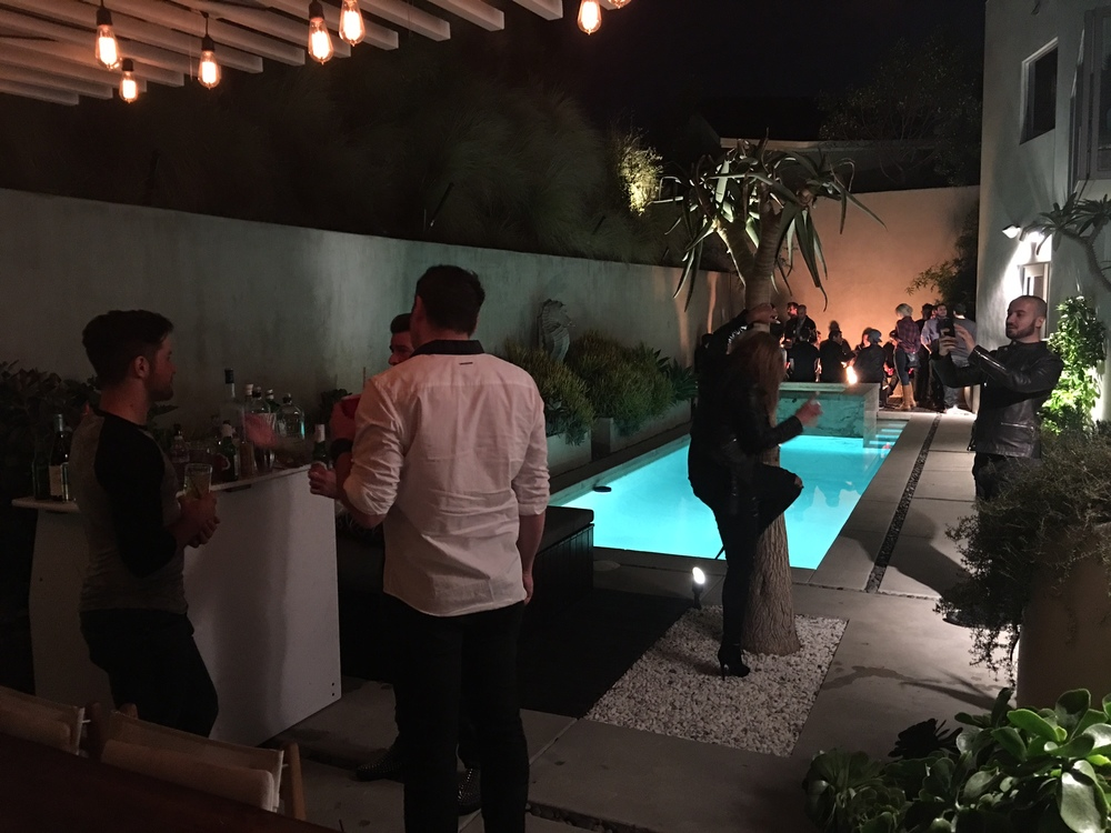 """Our clients love leaving the bar rental and shopping to us so they can relax and enjoy their party!  #PlatinumBartenders #Bartender #Amazing #Style #barrental#partyrental # #hollywoodhills eventstaff #losangeles #all_Shots   www.platinumbartenders.com   info@platinumbartenders.com