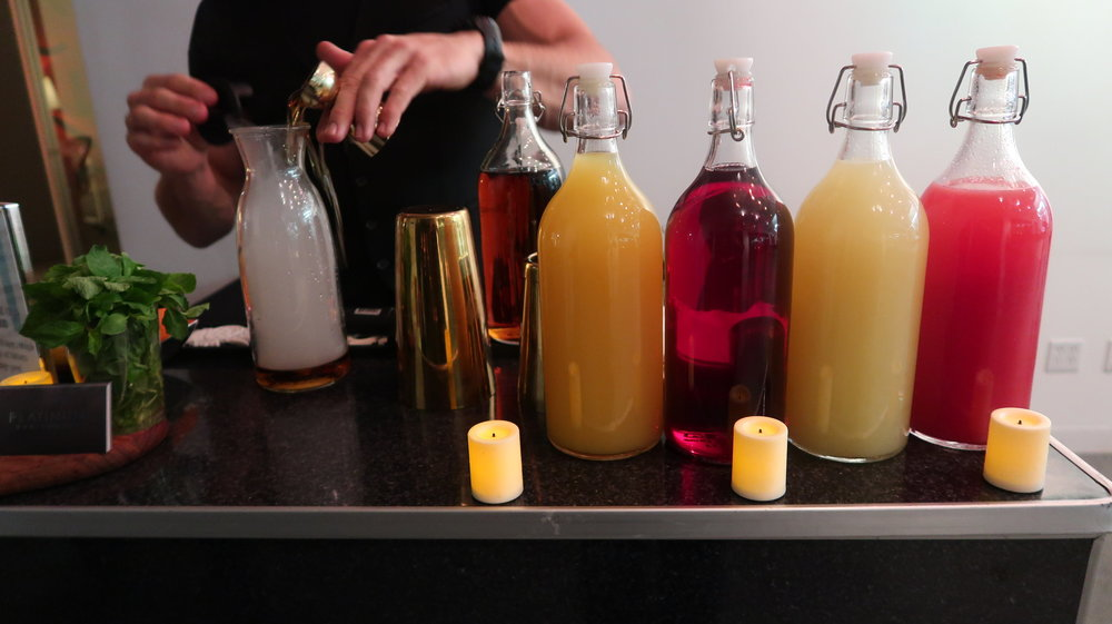 Bartending Services Los Angeles - Smoke infusing Whisky