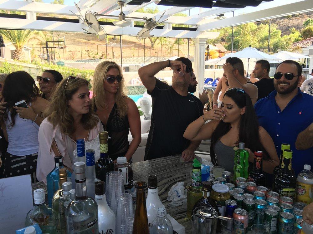 Luxury bartenders for hire.JPG