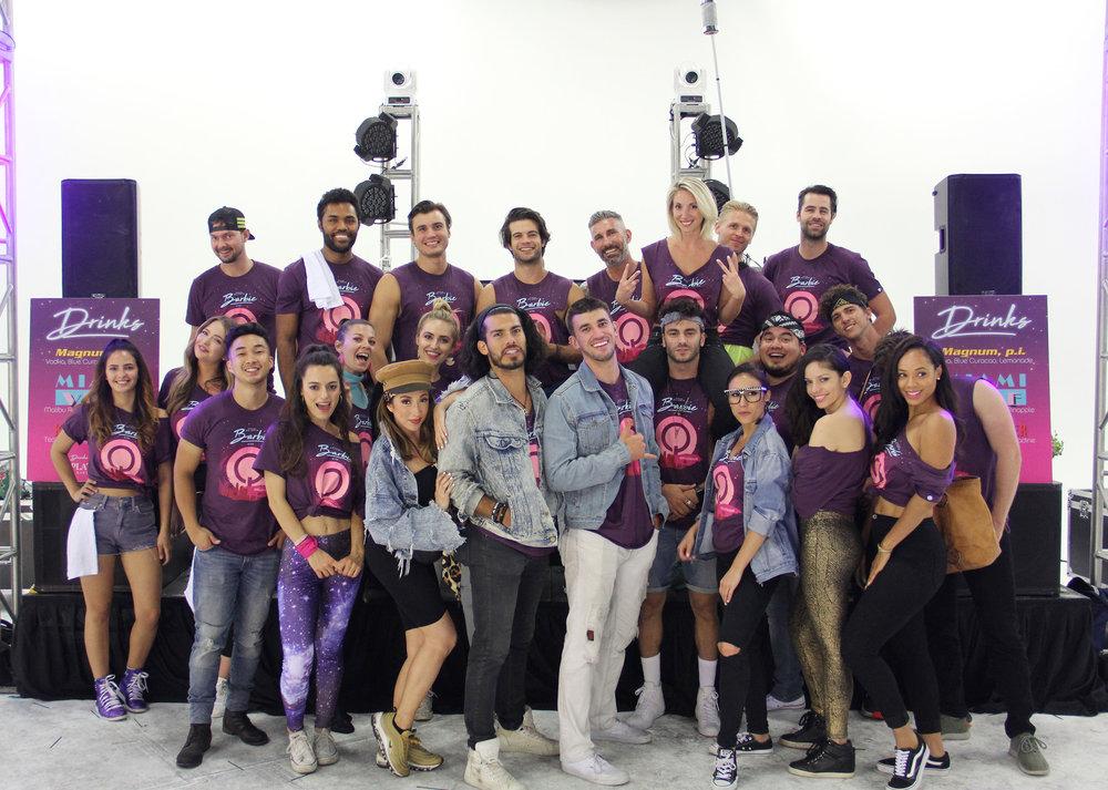Quixote Studios 2018