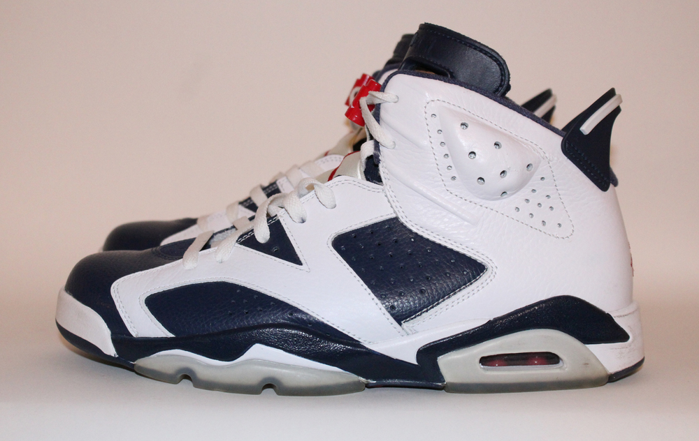 the best attitude 289e1 2a52a Air Jordan 6 VI Retro Olympic 2012 (Size 11)
