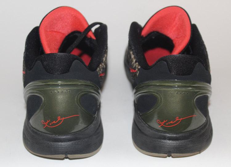 best sneakers 27fde 51422 NIke Zoom Kobe VI 6 Italian Camo (Size 10.5) — Roots