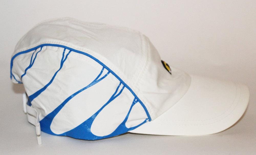 e00fd0bb79 Nike TN Tuned Air Max Plus White/Royal 5 Panel Hat — Roots