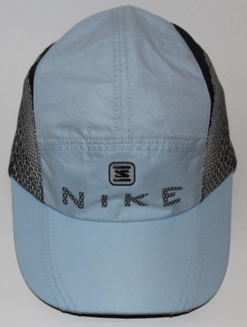 Nike Shox 5 Panel Nylon Light Grey Hat. shox .jpg 0b532d5ebd4