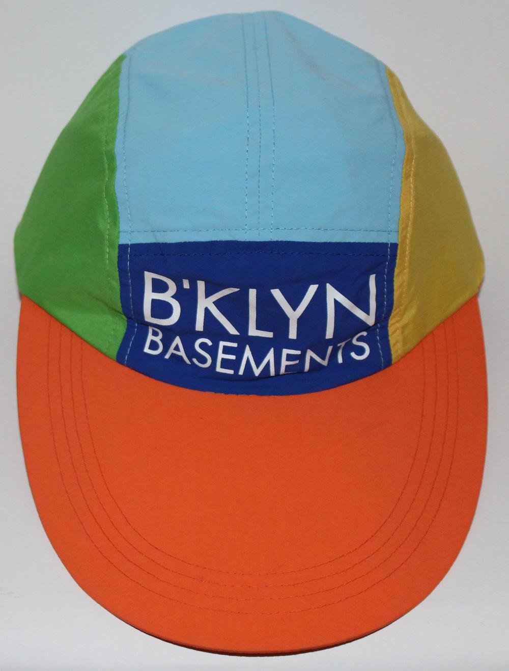 ea4b9a8be1f Brooklyn Basements Polo Style Long Bill 5 Panel