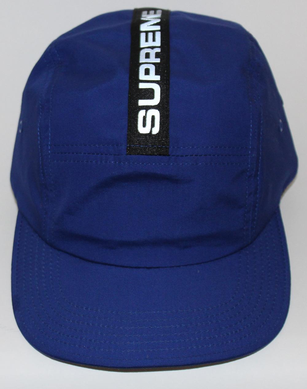 0d29ec52faf Supreme Reflective 5 Panel Royal Blue Camp Hat F W 14 — Roots