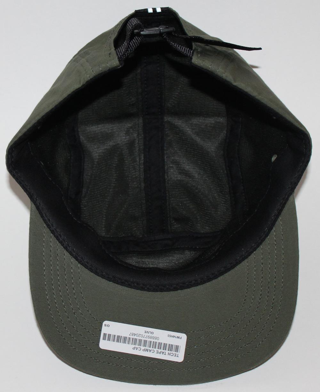 Supreme Reflective 5 Panel Olive Camp Hat NWT 51b5ad0b7f2