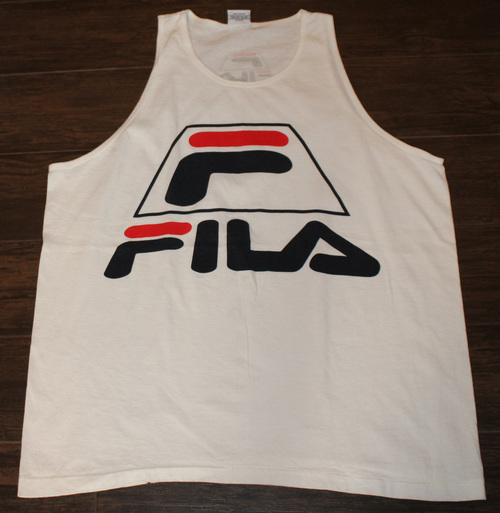 3a0692eac1425 Vintage Fila Grant Hill Logo Tank Top (Size L). filagh.jpg