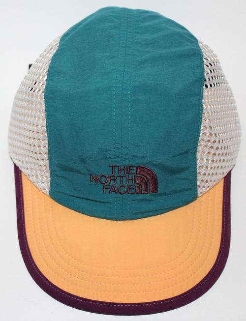 Vintage The North Face Mesh Panel Soft Brim Hat. tnf .jpg 596412bad0ac