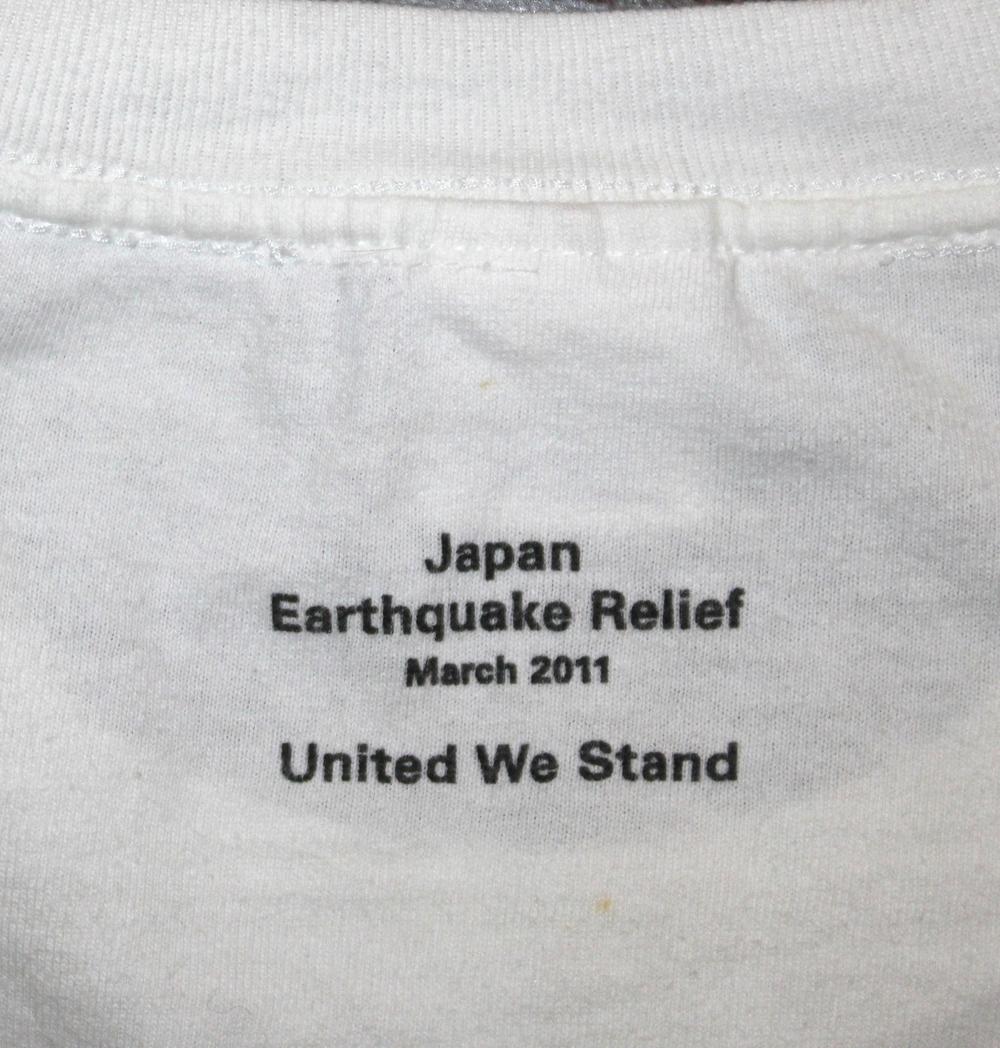 d6d76705b0a8 Supreme Japan Relief Rising Sun Box Logo T Shirt S/S 11 (Size L) — Roots