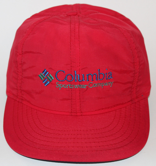 Vintage Columbia Sportswear Company Red Hat — Roots 50c6ad294cd