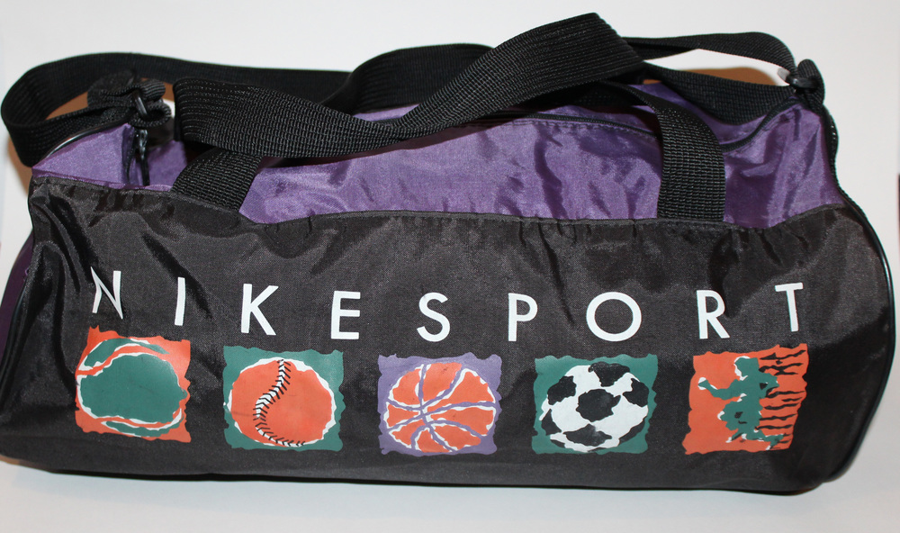 54fe7987ba Vintage Nike Sport Duffle Bag — Roots