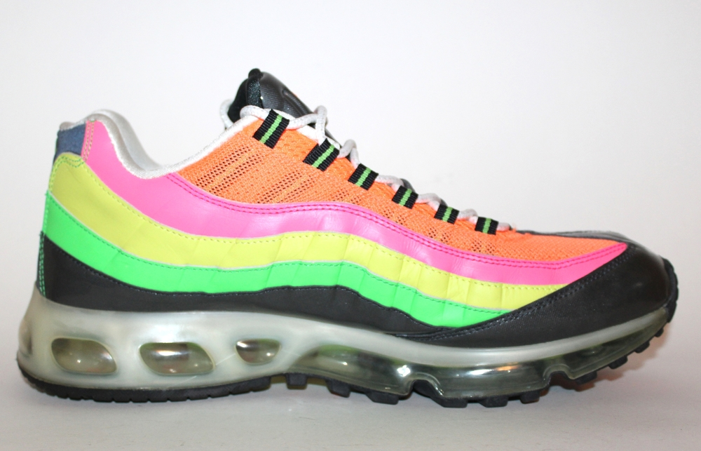 ecc763f6fffa Nike Air Max 95 360 One Time Only Rainbow (Size 12) — Roots