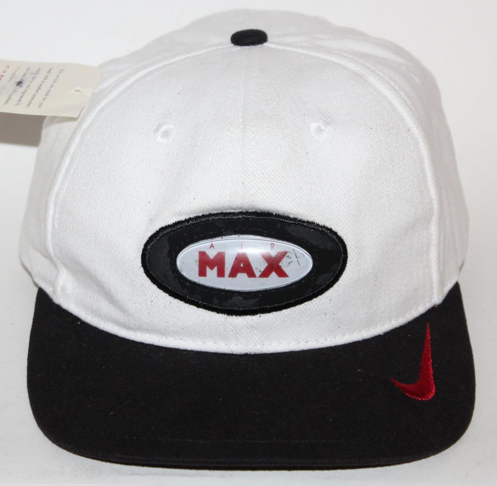 dcb33fb593a ... sale vintage nike air max snapback hat nwt 11c60 5b74c