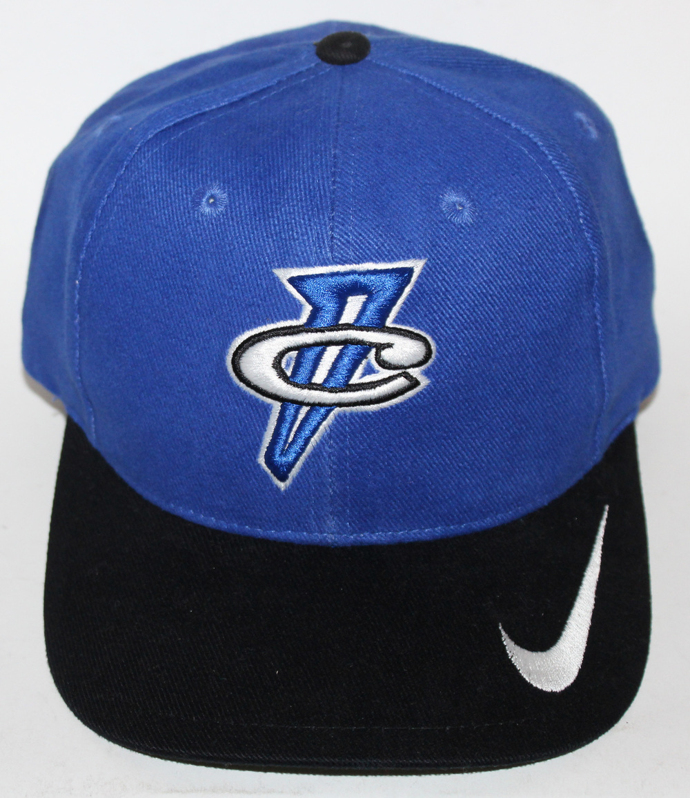 e65f676dfac Vintage Nike Air Penny Signature Logo Snapback Hat — Roots