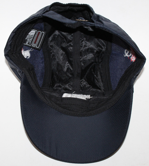780960c23 The North Face Flight Series Navy 5 Panel Mesh Hat — Roots