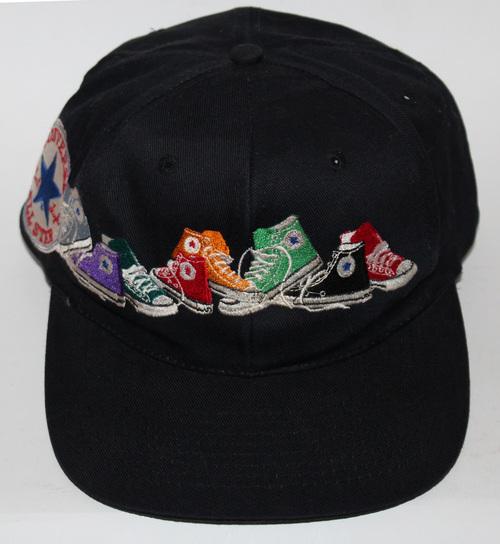 18c3b350b10cc Vintage Converse All Star Chuck Taylor Snapback Hat. con 1 .jpg