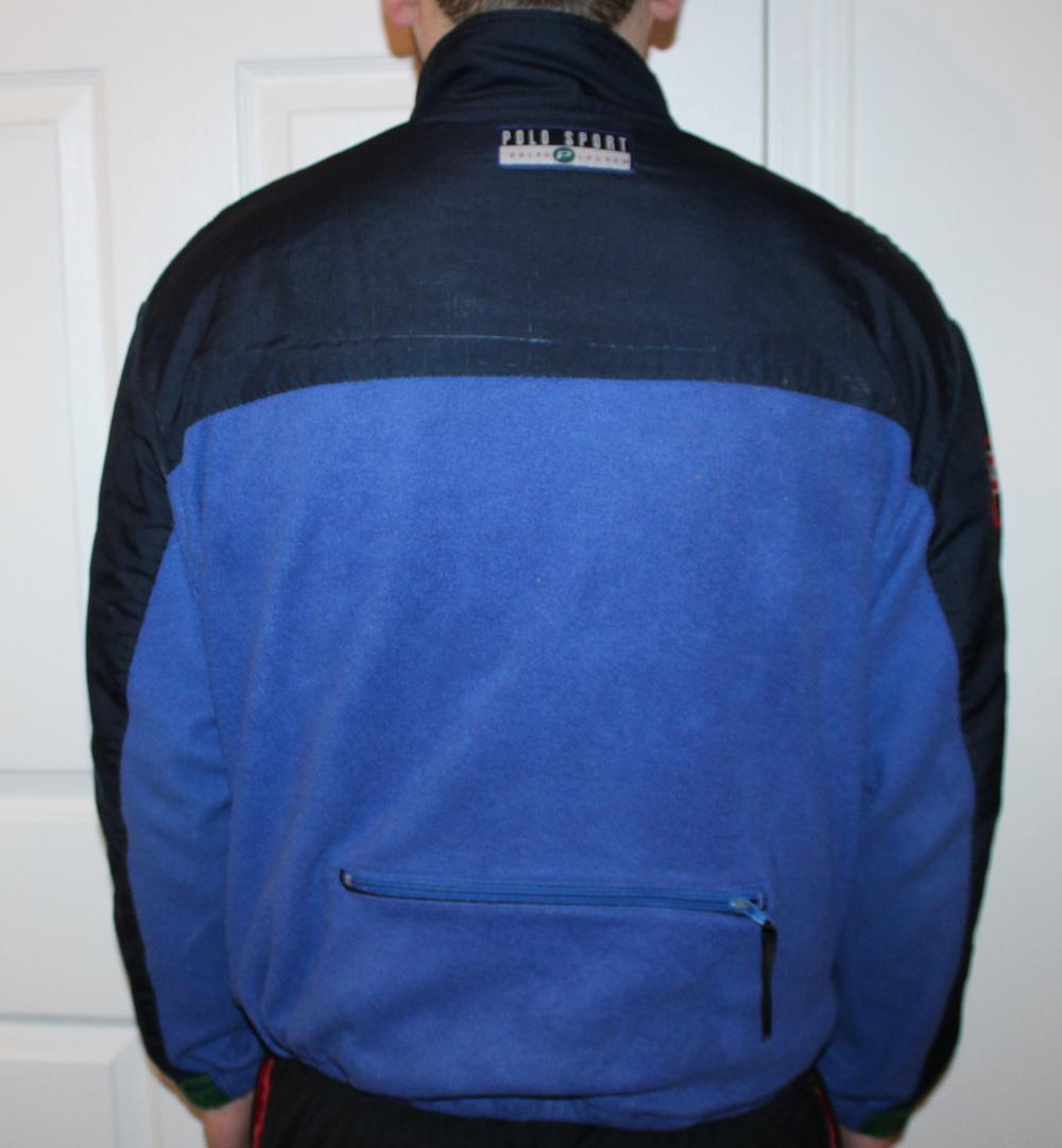 Polo sport pepsi jacket