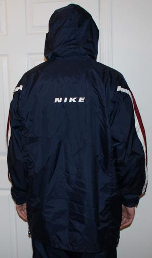 8d344d8ea Vintage Nike Navy/Red Nylon Track Jacket (Size XXL) — Roots