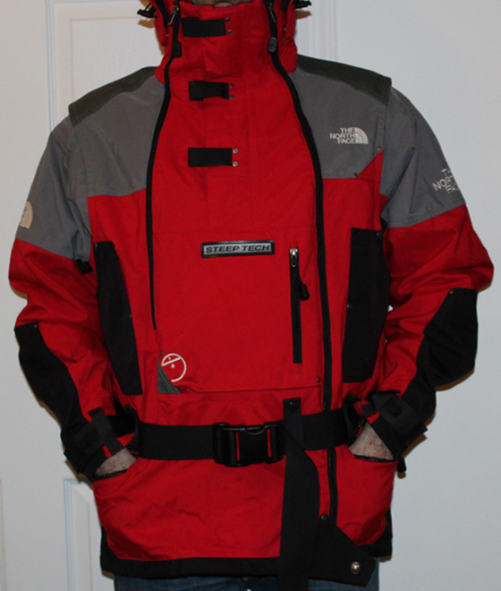 north face steep tech